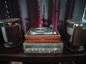 Vintage home stereo for Sale in Stockton, CA
