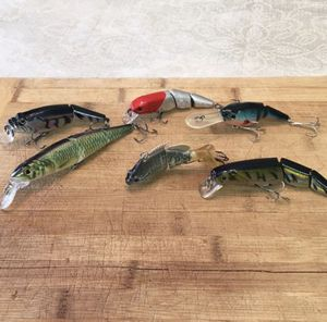 Multi Jointed Fishing Lures for Sale in San Tan Valley, AZ