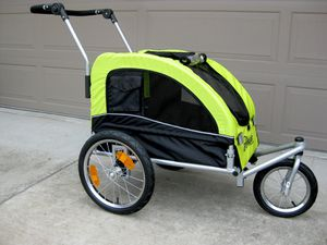 Please don't ask about availability. It is available. Booyah Medium Pet Dog Stroller and bike trailer. Price is firm. for Sale in San Ramon, CA