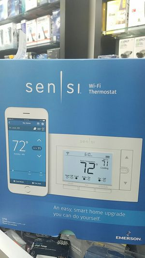 SENSITIVE EMERSON ST55 WIFI THERMOSTAT for Sale in Fort Lauderdale, FL