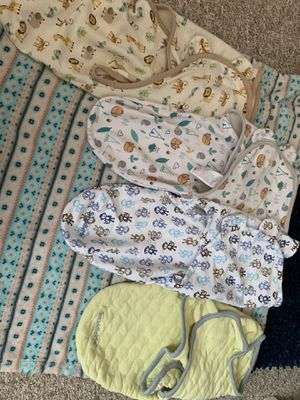 SwaddleMe 4 pc for Sale in Portage, MI