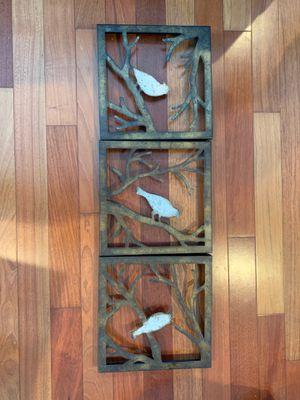 Bird home decor for Sale in New Windsor, MD