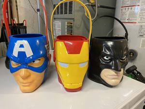 Trick or treat buckets for Sale in Riverside, CA