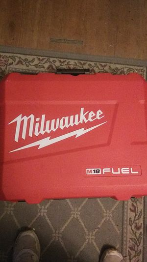 Milwaukee m18 empty case $20 for Sale in Lancaster, TX
