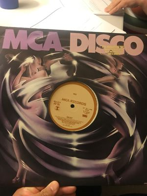 "War / Lonnie Jordan – Galaxy / Junkie To My Music –12"" Vinyl 45 RPM – MCA-13904 for Sale in Alhambra, CA"
