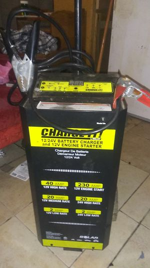 Charge it battary charger for Sale in Squaw Valley, CA
