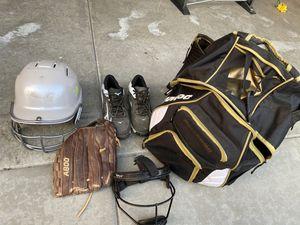 Softball gear for Sale in Hesperia, CA