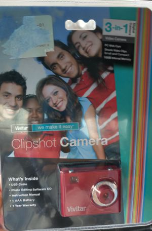 Vivitar Clipshot camera for Sale in St. Louis, MO