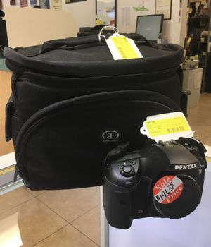 Pentax Digital camera k20D for Sale in Immokalee, FL