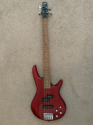 Brand new Ibanez bass guitar with amp for Sale in Mauldin, SC