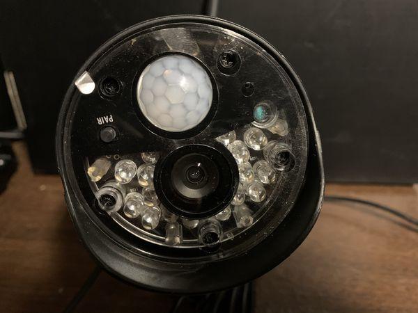 Uniden udrc14 indoor/outdoor wireless survillance camera