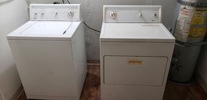Electric washer and gas dryer for Sale in Costa Mesa, CA