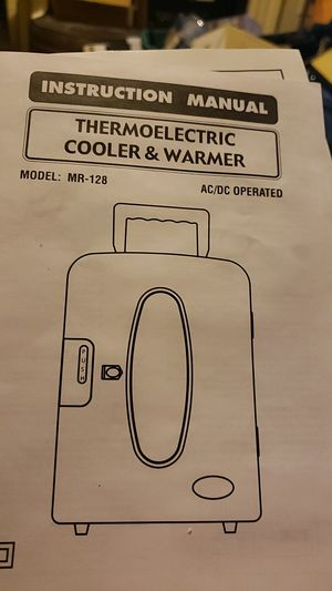 Thermal cooler warmer ACD C operation for Sale in Bronx, NY