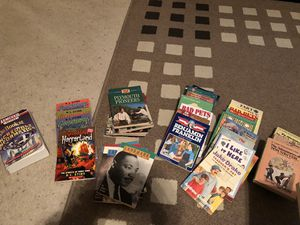 Lot of books for Sale in Fresno, CA