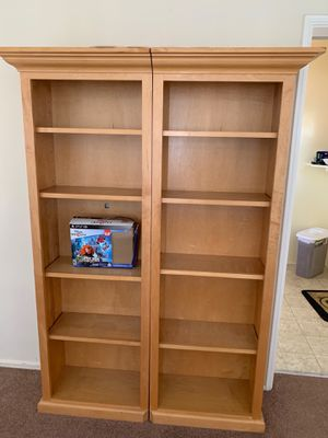 Heavy Bookshelves (2) for Sale in San Diego, CA