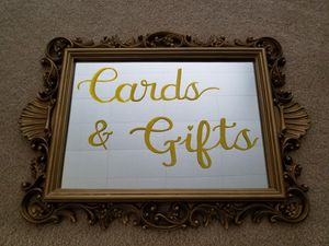 Cards and Gifts Mirror for Sale in Knoxville, TN