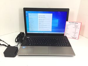 Asus K55A Laptop w/ Charger for Sale in Kent, WA