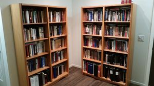 Two Well Built Bookshelves for Sale in Peoria, AZ