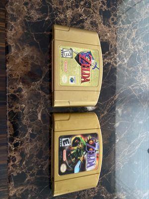 Zelda Nintendo 64 for Sale in Miami, FL