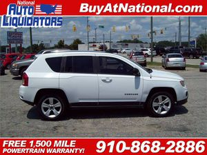 2011 Jeep Compass for Sale in Fayetteville, NC