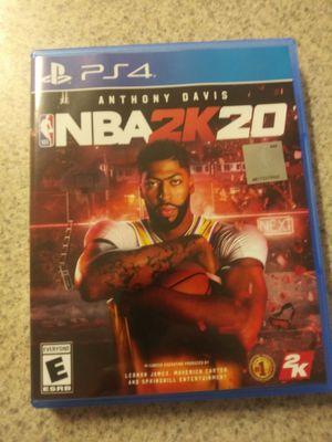 NBA2k20 for Sale in Rexburg, ID