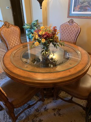 Dining Room Table & 4 Chairs for Sale in Parker, CO