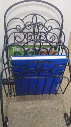 Magazine rack/holder. for Sale in Everett,  WA