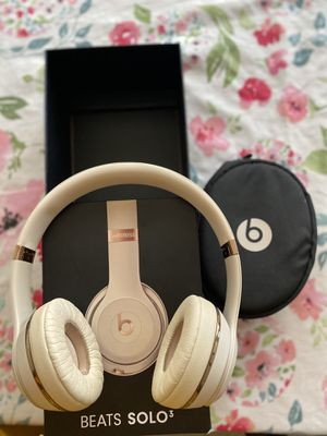 Beats solo 3 for Sale in Downey, CA