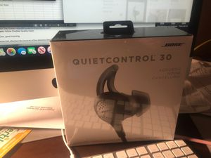 Bose quietcontrol 30 for Sale in Mesa, AZ