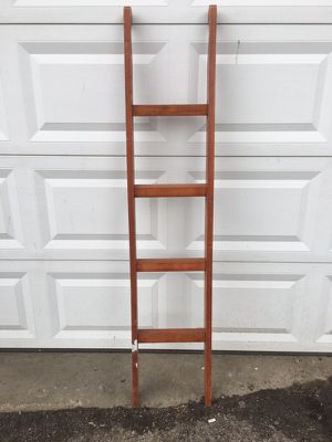 Wood Bunk Bed Ladder for Sale in Monongahela, PA