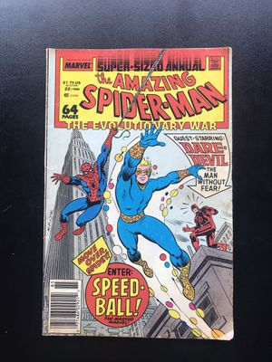 The Amazing Spiderman Comic #22 for Sale in Fort Meade, FL