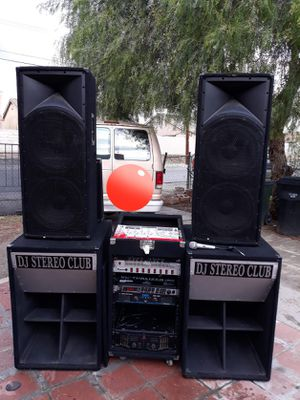 DJ & Ford 8 cylinder for Sale in Bell Gardens, CA