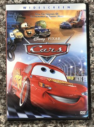Cars 1 DVD for Sale in Los Angeles, CA