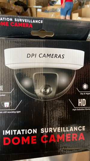 Dome Camera Imitation for Sale in Bakersfield, CA
