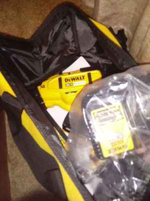 Dewalt finish 20v 15g nail gun for Sale in San Antonio, TX