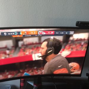 AOC G2 27 Inch Curved Gaming Monitor for Sale in Calimesa, CA