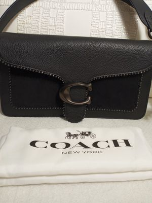 Coach tabby 26 pewter/black for Sale in Charlotte, NC