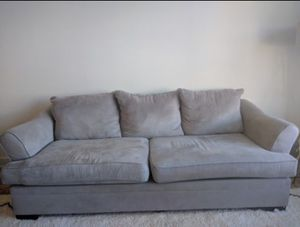 Gray Couch/Sofa for Sale in Baldwin, NY