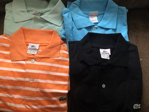 Lacoste Polo Shirt for Sale in Silver Spring, MD
