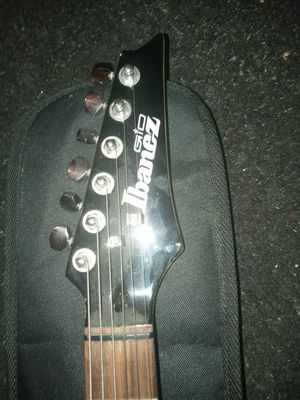 I banez gio electric guitar for Sale in Houston, TX