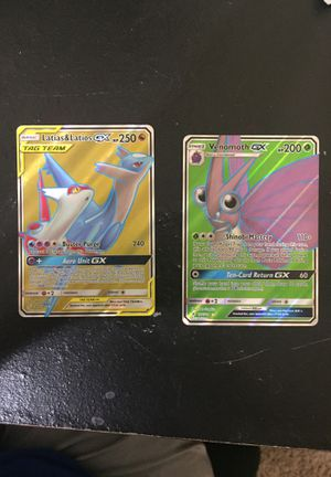 2 Pokémon Cards (Both for $10) for Sale in Jacksonville, FL