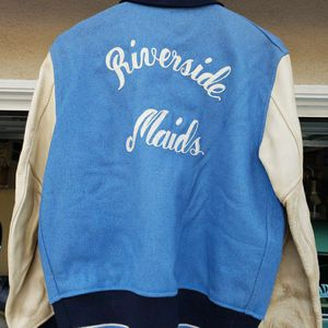 Near Mint Condition 1950's Riverside Motor Maids Motorcycle Club Jacket for Sale in Rancho Cucamonga, CA