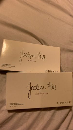 Jaclyn Hill pallets never used, never opened for Sale in Tomball, TX