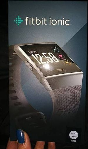 Brand New Fitbit Ionic for Sale in Kennewick, WA