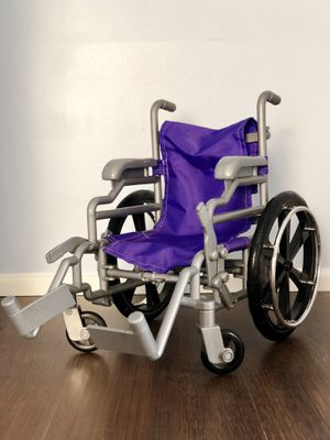 18 inch Doll Wheelchair for Sale in Alexandria, VA