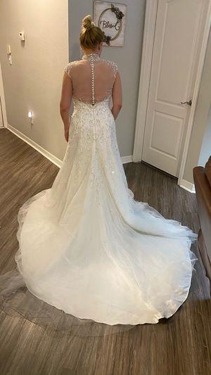 Demetrios Wedding Dress for Sale in Tampa, FL