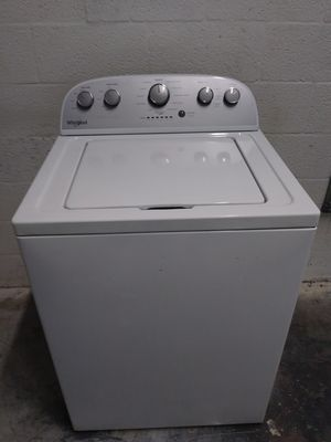 Whirlpool Washer(lavadora)- Heavy Duty $195.00 for Sale in Miami, FL