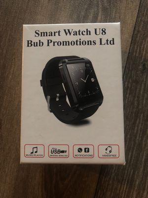 Brand New Smart Watch U8 for Sale in San Antonio, TX