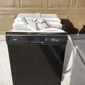 Black Whirlpool Dishwasher for Sale in Houston, TX