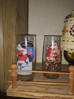 Vintage collectable coke Cole Santa cup rare for Sale in Canton, MO